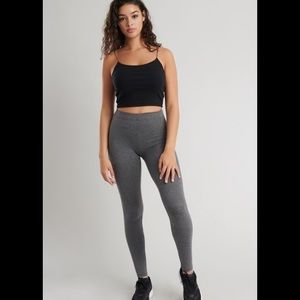 **SOLD**NWT Garage French Terry High Rise Leggings